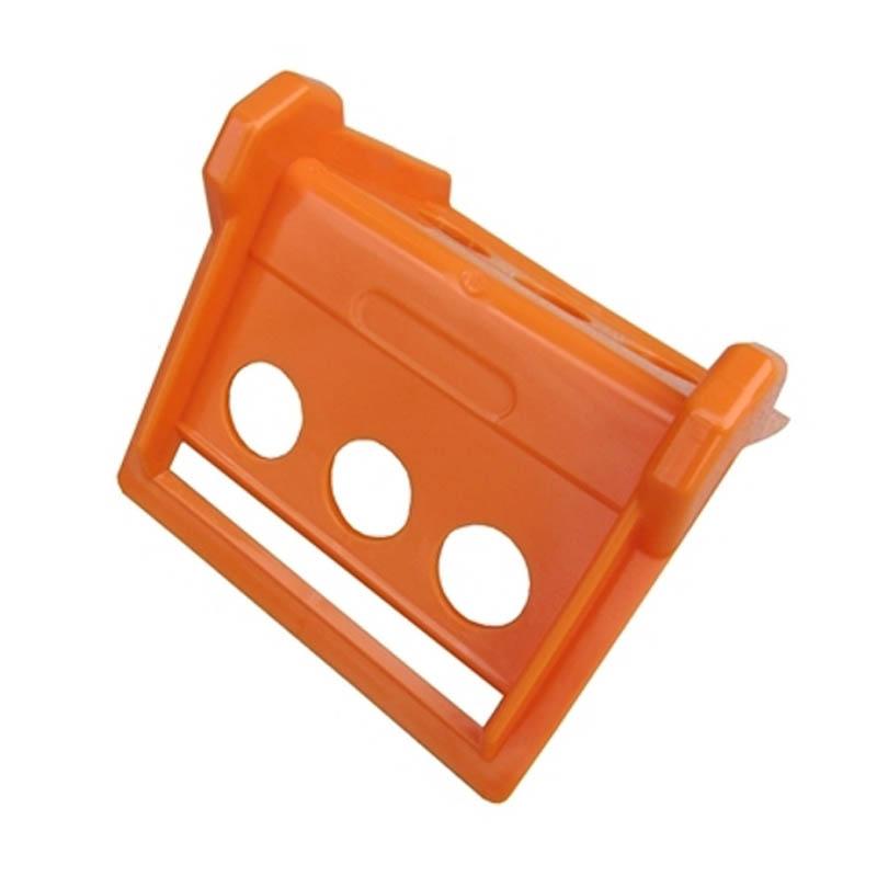 37025 4-inch plastic corner protectors