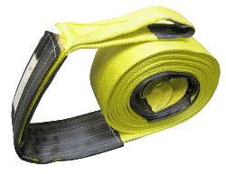 Tow and Recovery Straps
