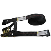 Black Ratchet Straps