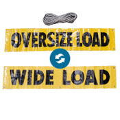 Oversize and Wide Load Banners
